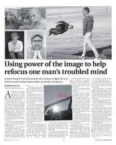 Using Power Of The Image To Help Refocus One Mans Troubled Mind